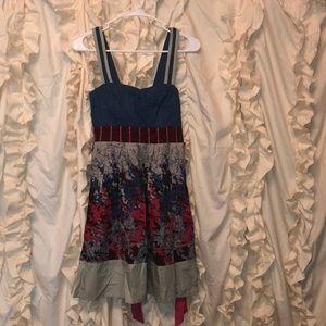 Anthropologie Kimchi Blue Dress size S